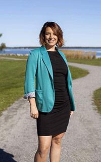 Catherine Lavoie, présentée par Hydro-Québec