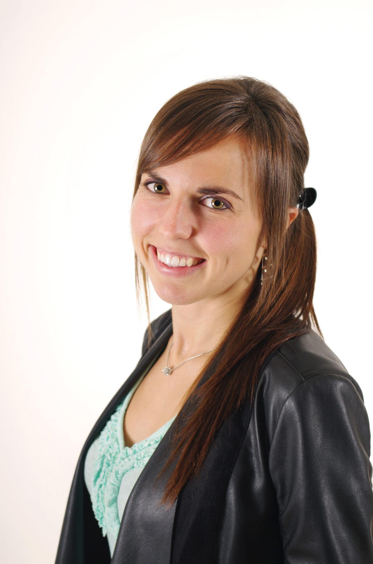 Geneviève Rioux, présentée par LGT