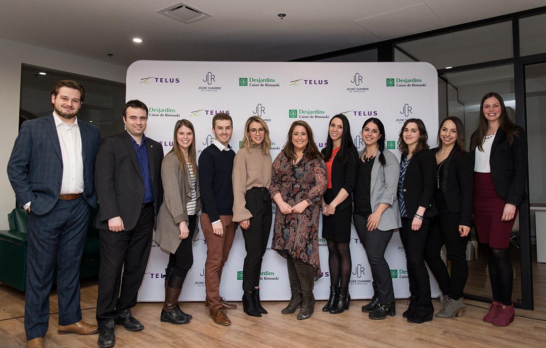 Lancement du concours Jeune Personnalité Desjardins